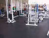 Gym Flooring For Weight rooms